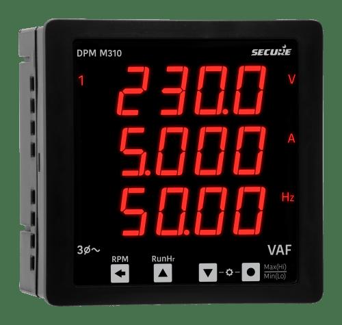 DPM (Digital panel meters)