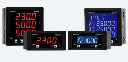 Digital-panel-meters