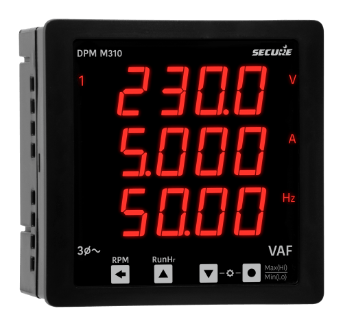 DPM (Digital panel meters)