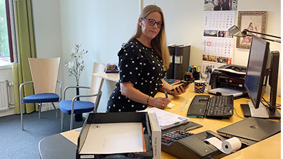 Camilla Lindgren